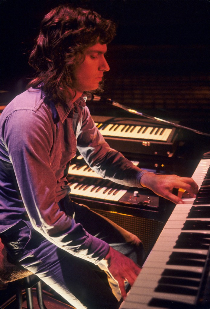 Tony Banks of Genesis